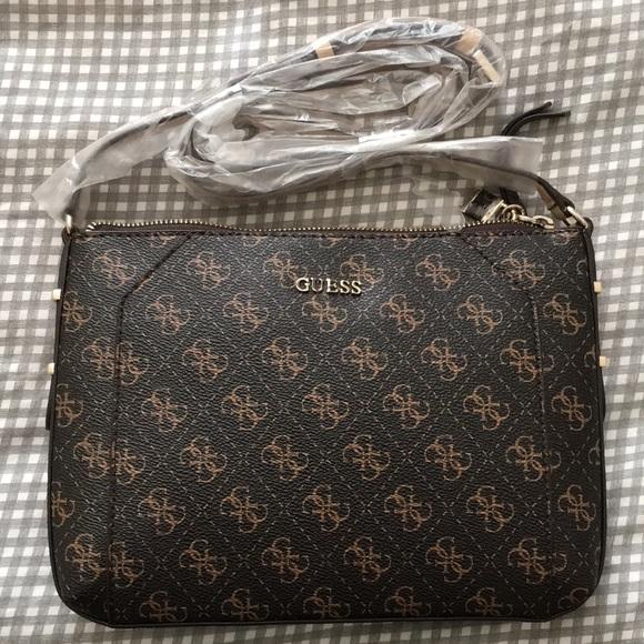 1a6dd41cfff7 Guess Handbags - Guess (Gia) Crossbody
